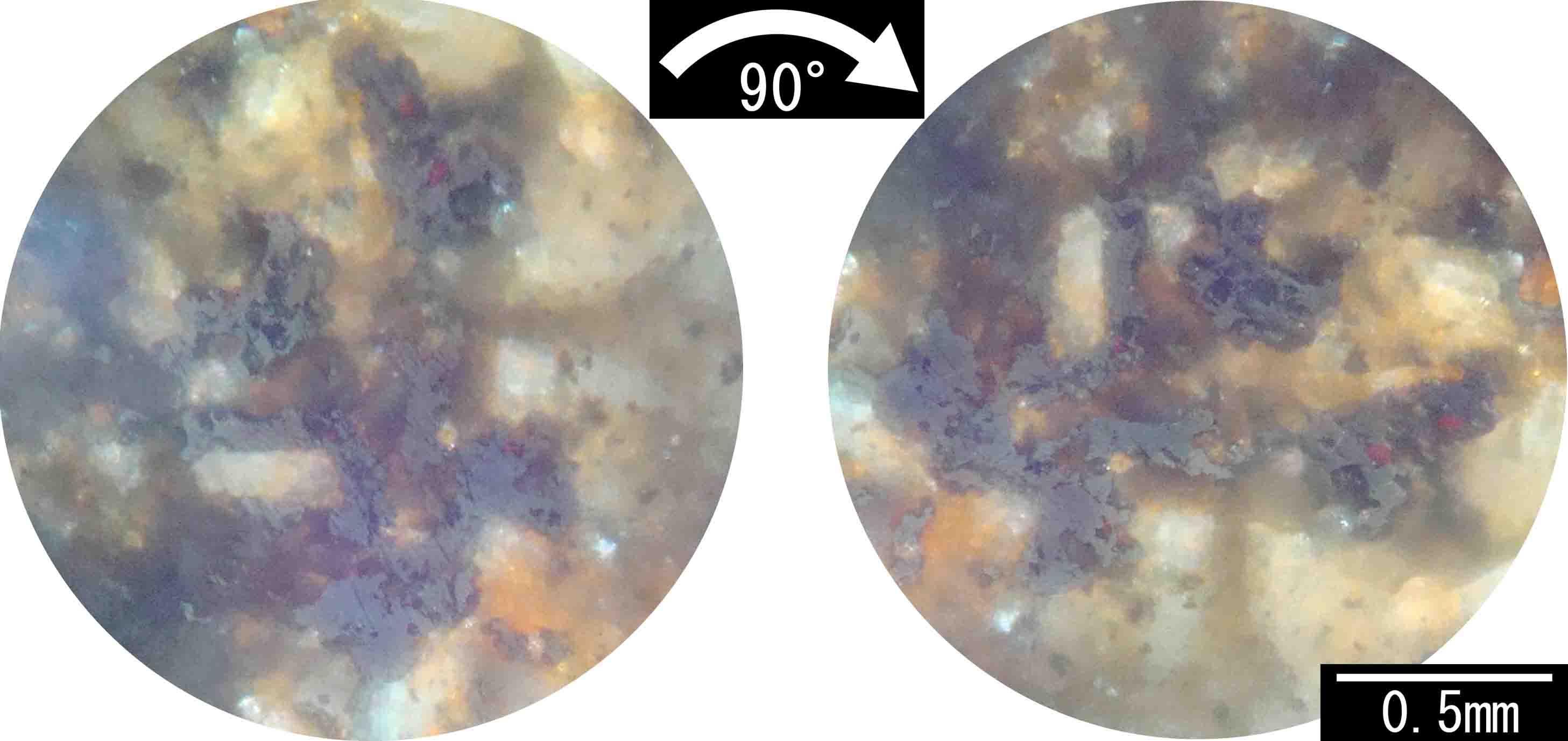 褐鉄鉱 limonite